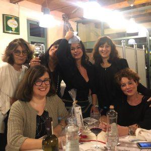 Marisa Novello Fassi, Asti La Ferté, Asti Donne allegre… il vin le aiuta!